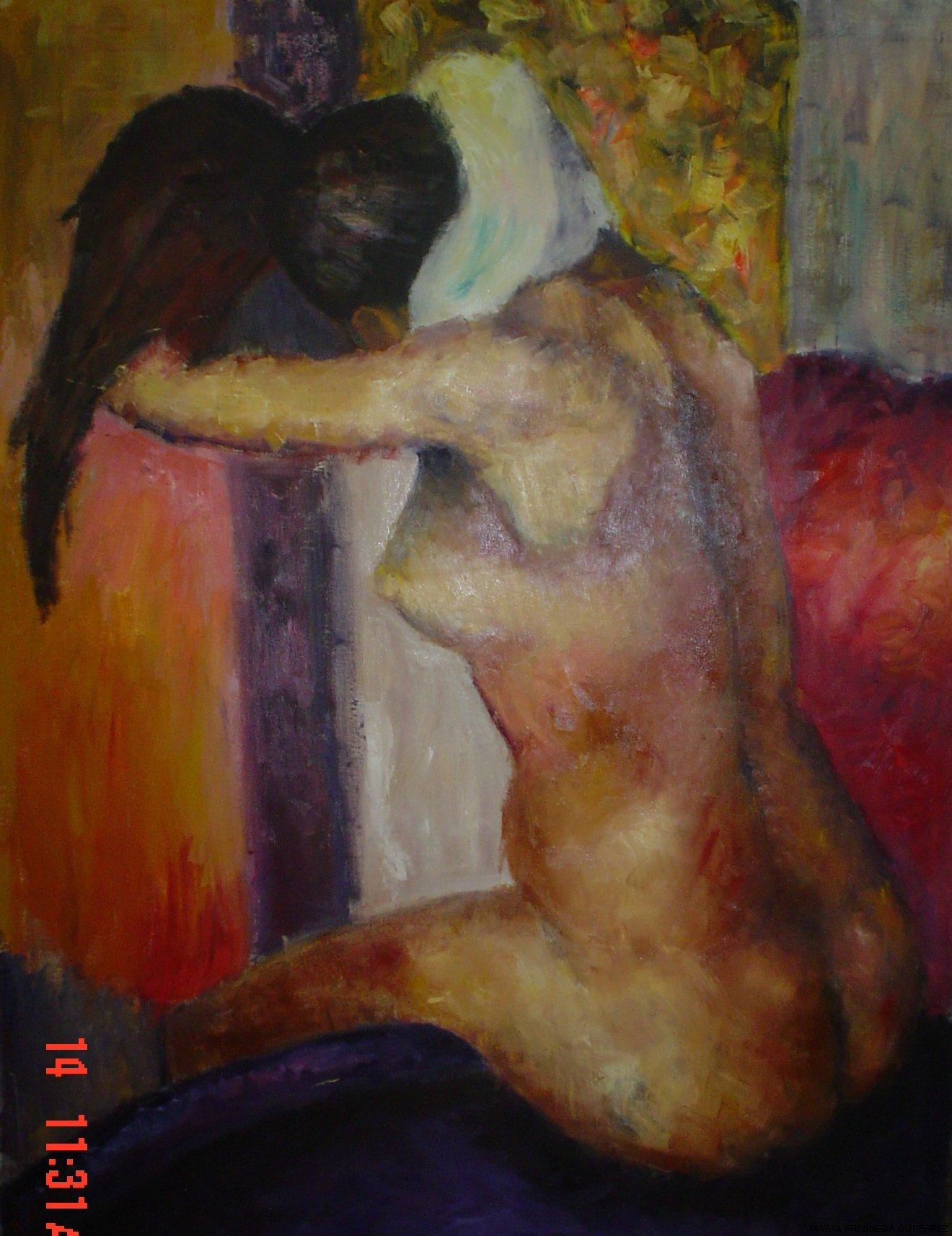 Desnudo #1/Nudo #1