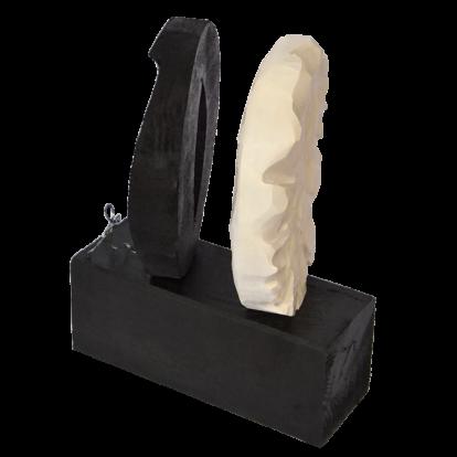 II Edizione Simposio di Sculptura all'aperto Città di Rogliano. Cosenza, Italia.