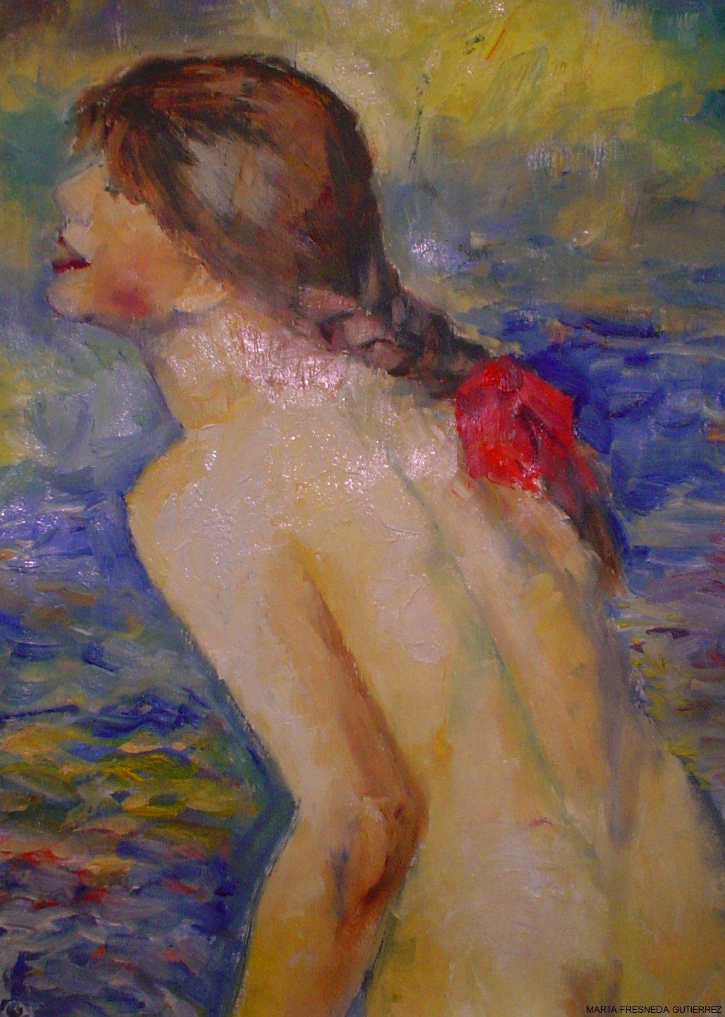 Desnudo#2/Nudo #2