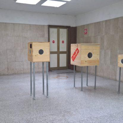 LA SEREPENDIA DE LO INVISIBLE/LA SERENDIPITÀ DELL'INVISIBILE